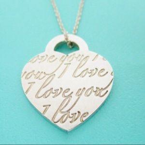 Tiffany & Co. Heart charm